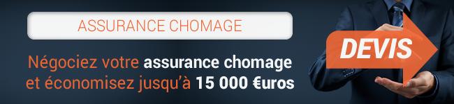 assurance chomage assurance pret