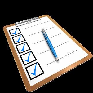 questionnaire assurance credit